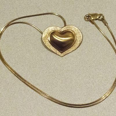 brassy heart