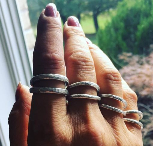 joined at the hip rings-Natalie Barat Design