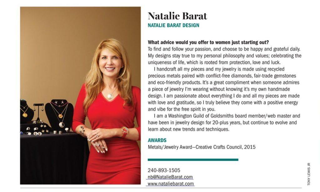 NatalieBarat feature -Bethesda Magazine-2017
