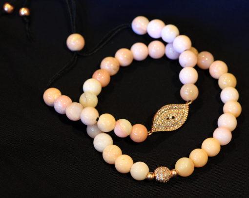 pink-opal-bracelets-Natalie Barat Design