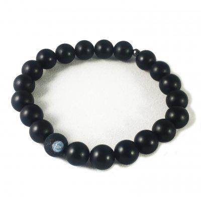 Onyx healing beads bracelet