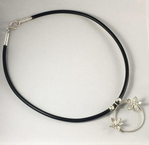 Natalie Barat signature flowerpower-necklace