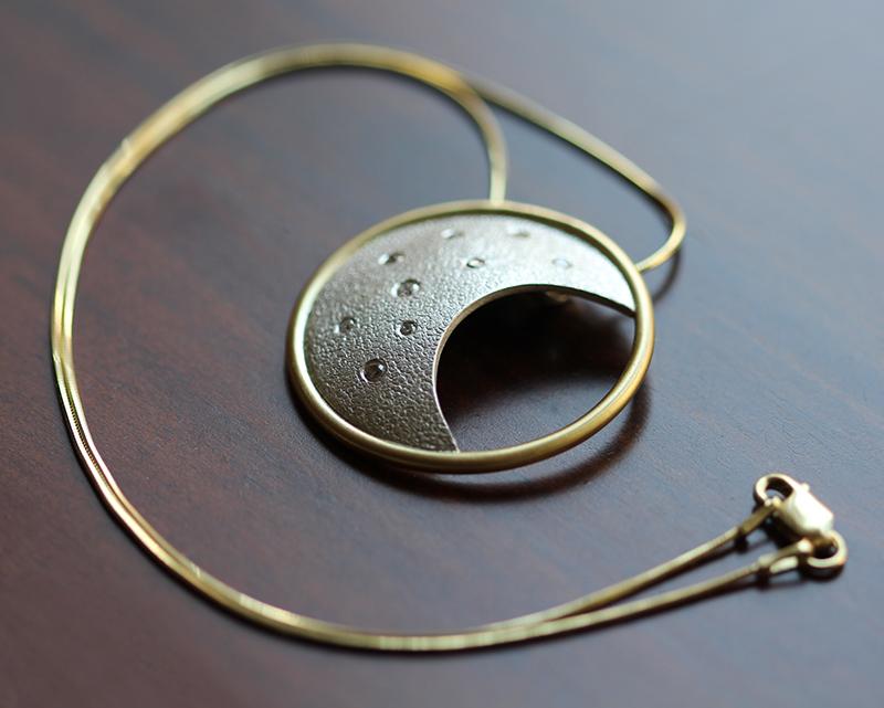 Eclipse Luna- Award winner-Natalie Barat Design