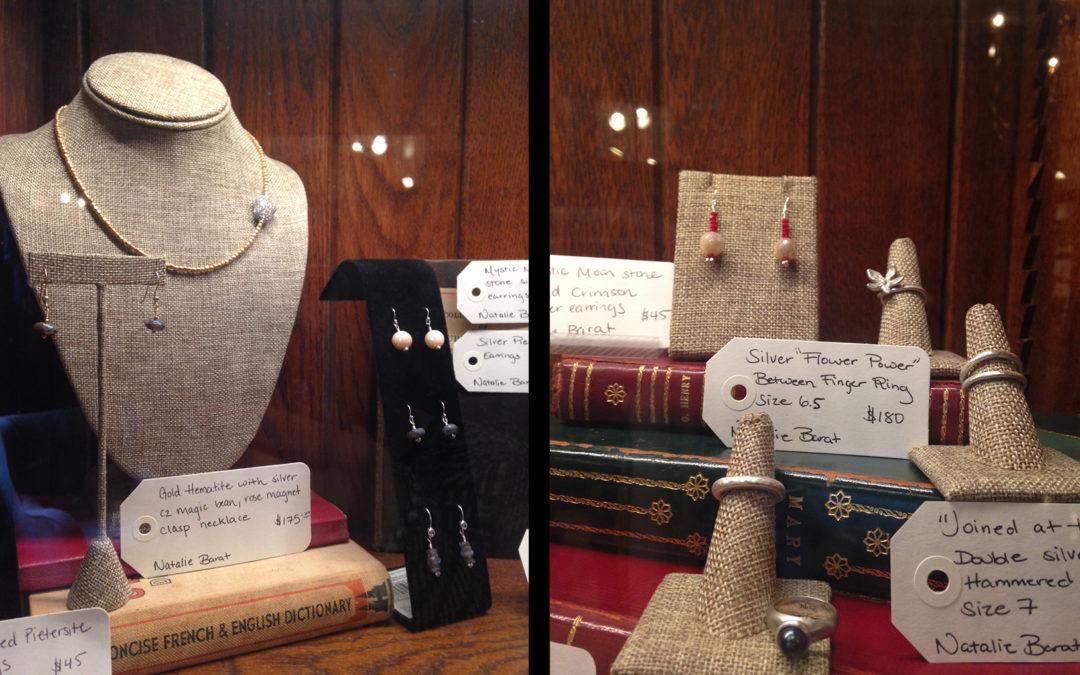 Natalie Barat Design at The Mansion at Strathmore