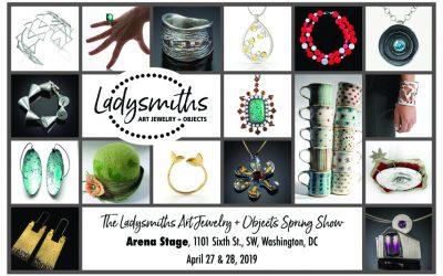 The Ladysmiths Jewelry show April 27-28, 2019