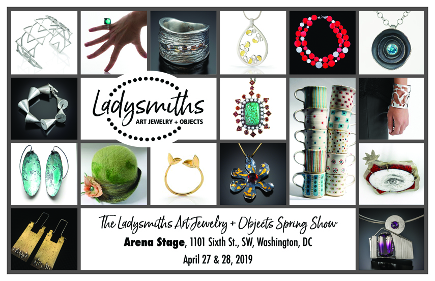 The Ladysmiths Jewelry show April 27-28, 2019