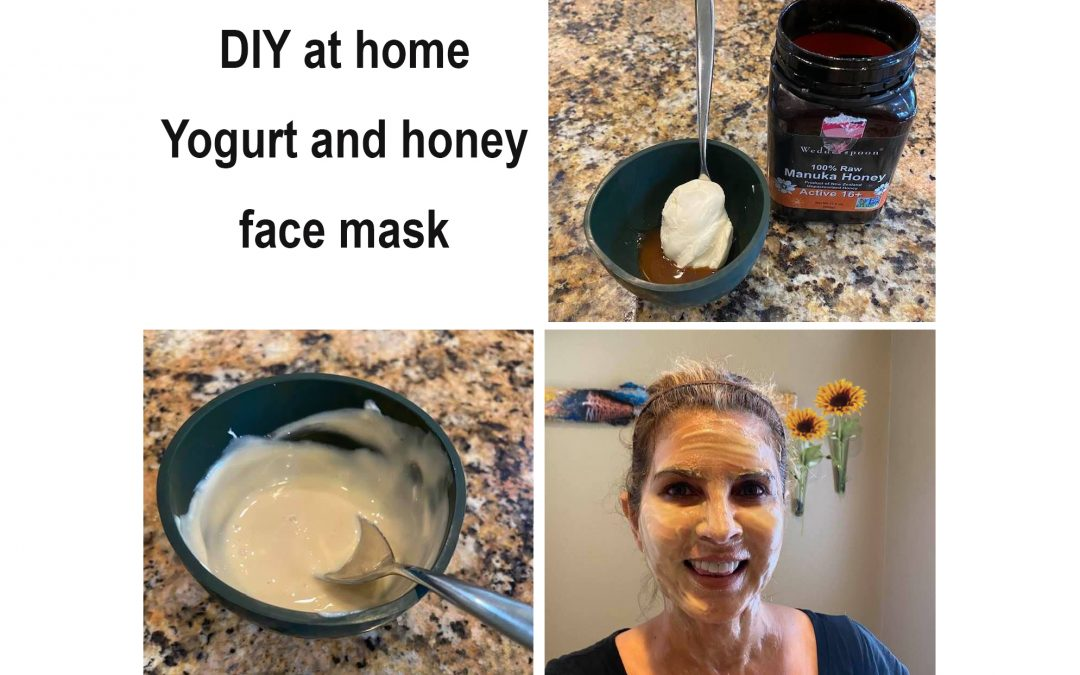 At Home DIY Facial