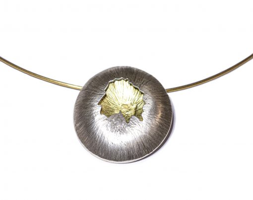Eruption Happens necklace