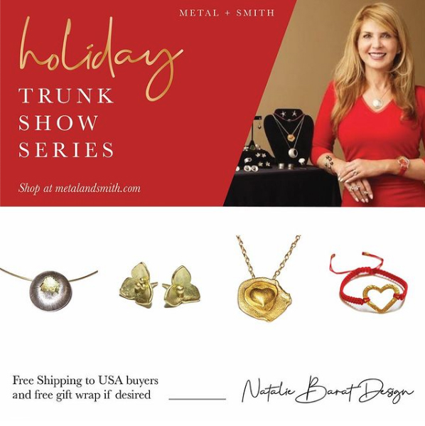 Metal and Smith Trunk Show