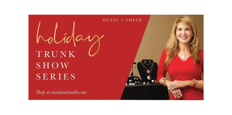 Metal + Smith trunk show